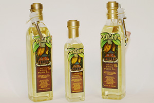 Pecan Oil, 8.45oz - 250ML