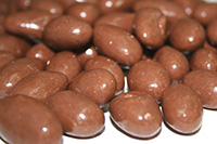 Milk Chocolate Almonds - 12 oz Bag
