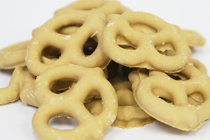 Peanut Butter Covered Pretzels - 12 oz Bag
