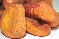 Dried Peaches - 1 lb Bag