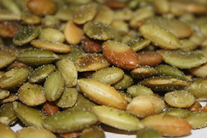 Roasted & Salted Pumpkin Seeds - 1 lb Bag
