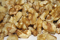 Walnut Medium Pieces - 1 lb Bag