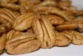 Roasted & Salted Pecan Halves - 1 lb Bag