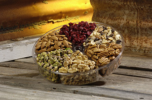 Fruit and Nut sampler - 2 lb