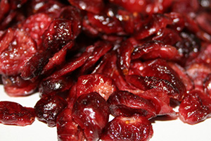 Dried Cranberries - 12 oz Bag